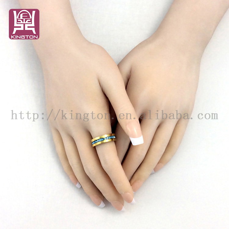 latest simple gold finger rings design for women, View latest gold ...