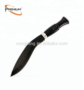 Hot sale high quality 420 steel hunting knife camping hunting knife with PU sheath for outdoor adventure