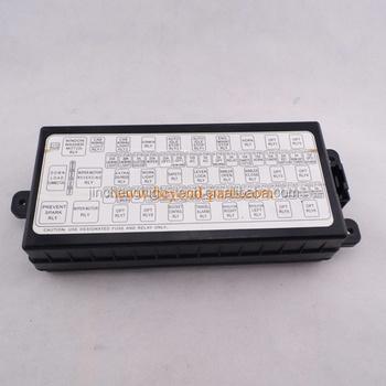 original kobelco fuse box for sk200 8 sk210 8 excavator yn24e00016f2 yn73e01024p2 yn73e01023p2 buy sk200 8 fuse box,kobelco fuse,yn24e00016f2 Circuit Breaker Box