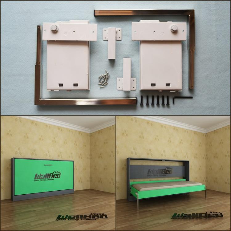 Wholesale queen size wall bed mechanism DIY murphy bed ...