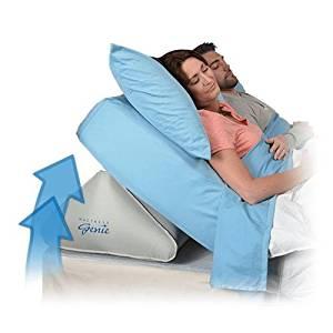 Mattress Genie Adjustable Bed Wedge(Size=Twin)