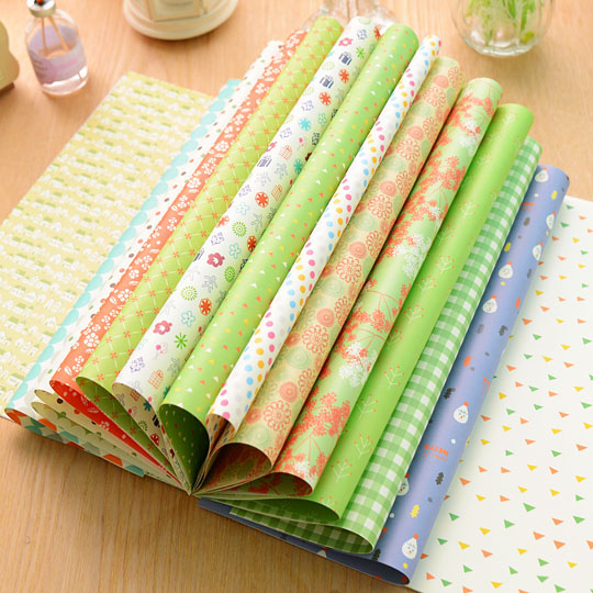 buy wrapping paper colorful packaging paper gift wrapping paper lovely from. Black Bedroom Furniture Sets. Home Design Ideas