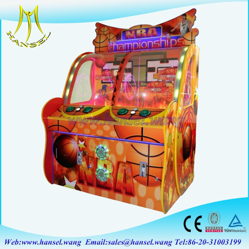 Hansel High Quality kids indoor prize arcade games for sale