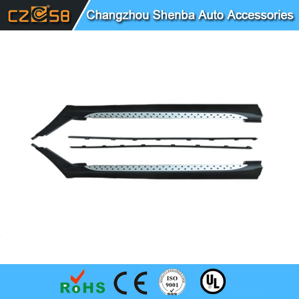 car accessories running board apply to BMW X3/LCL(Old item)