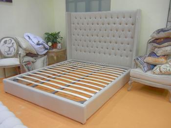 Testata Letto In Tessuto.Hotel Room Furniture Letti King Size Letto In Tessuto Imbottito