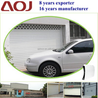 high quality automatic garage rolling door