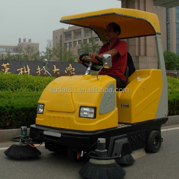 KMN-XS-1250 7000m2/h street sweeper broom