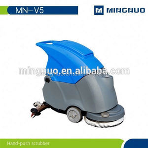 Floor Washing Cleaning Auto Scrubber Machine MN-V5