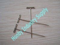 44mm Silver Colour Nickel Steel Jewelry T Pin
