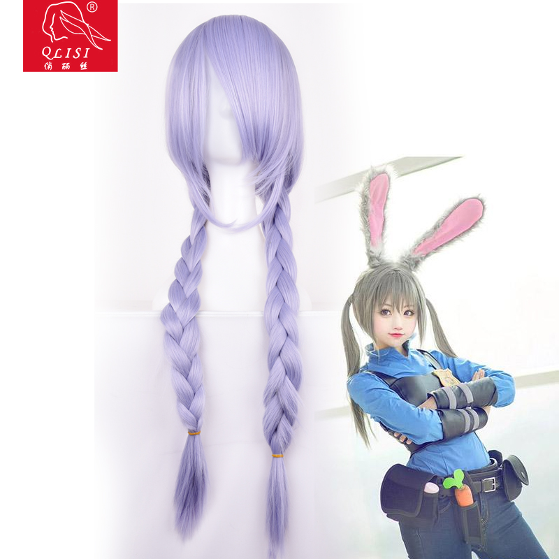 High quality high temperature fiber anime cosplay party wig