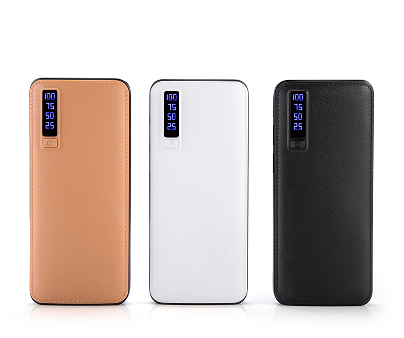 American 30000mah Power Bank External Battery Poverbank 2 Usb Led Powerbank Portable Mobile Phone Charger For Xiaomi Mi Iphone Xs Max 8 Packing Of Nominated Brand