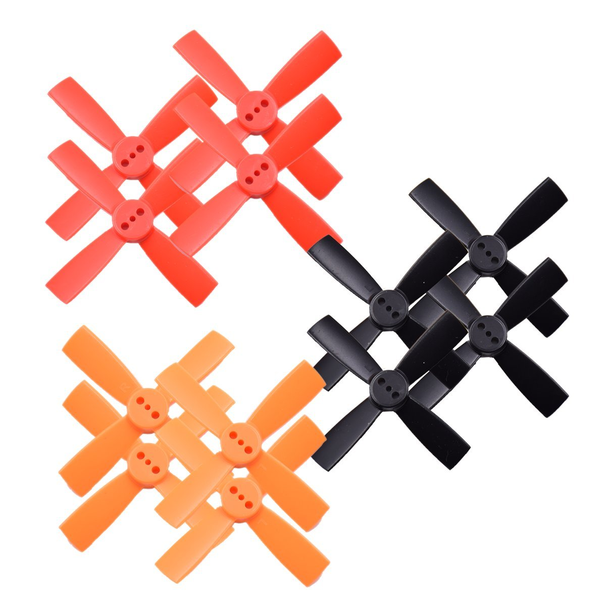 BETAFPV 3 Sets 2035 4-Blade Propeller 50mm FPV Props for 80-110 FPV Racing Drone Multicopter