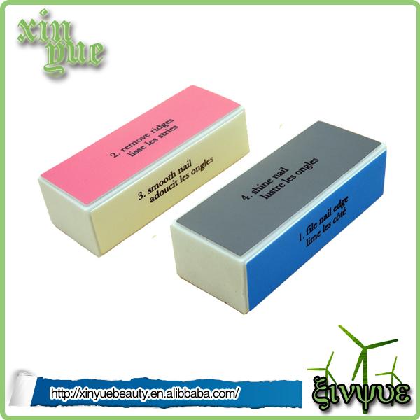 Lima de uñas tampón para pulir-Cortaúñas-Identificación del producto ...