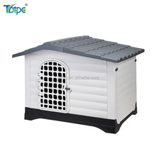 Cheap Plastic Dog Kennel Large Outdoor Big Dog House For Sale
