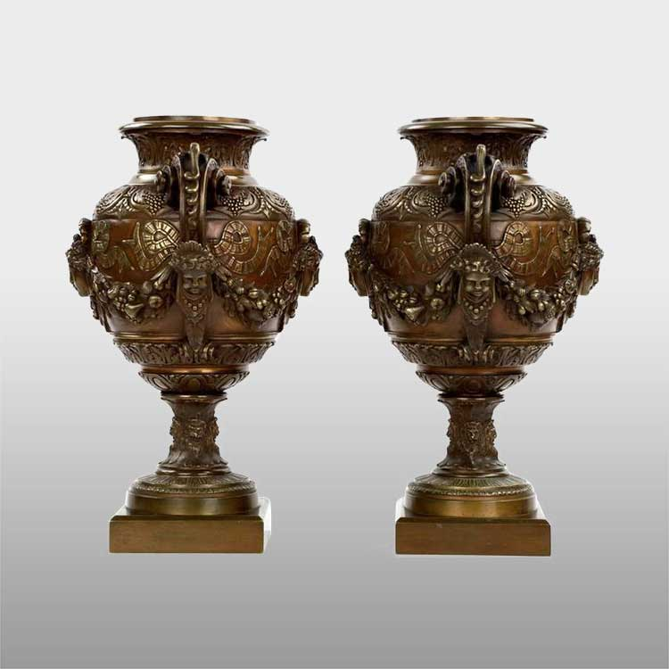 Bowls Efficient Vintage Chinese Carved Brass Metal Bowl Dragon Decoration Luxuriant In Design