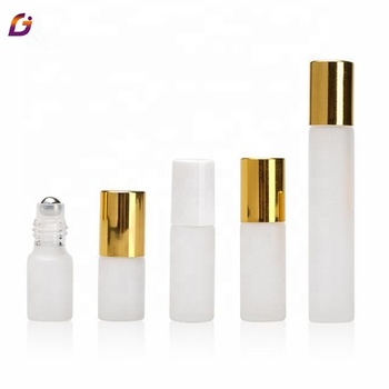 3ml 5ml 10ml crystal roller ball perfume bottle