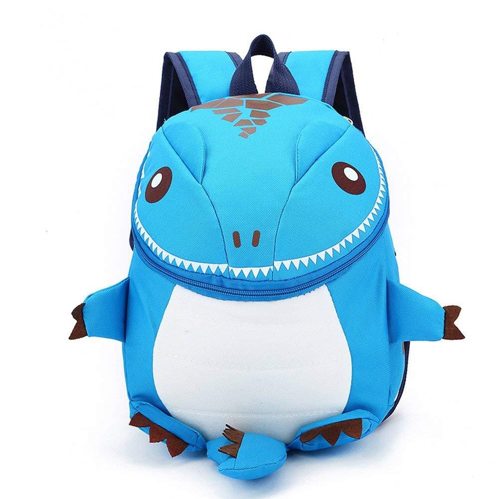 Frealm Toddler Backpack Little Kids Travel Backpack Picnic Backpack Cartoon  Cute Dinosaur Preschool Backpack for Toddlers 3a9b78b3ff661