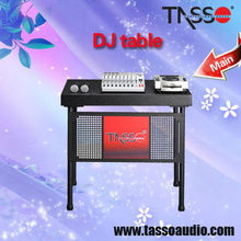 pro DJ musical activity speaker table stand