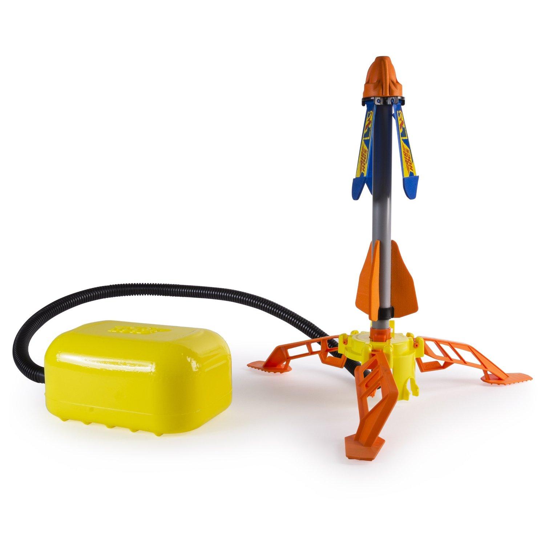 Air Hogs Heli Blaster Foot Powered Rocket