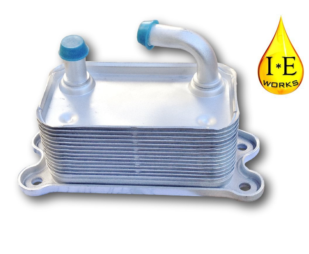IE Works Brand New VOLVO OIL COOLER C30 C70 S40 S60 S80 V40 V50 V60 V70 31201909 2004 2005 2006 2007 2008 2009 2010 2011 2012 2013 2014 2015 2016