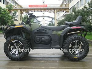 ATV with EEC,quad,4x4 for 3 people