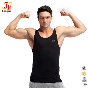 China Supplier bodybuilding stringer, stringer tank top custom, byc men underwear singlet