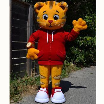 Daniel Tiger Mascot Costume For Children\'s Party - Buy Mascot  Costume,Daniel Tiger Mascot Costume,Daniel Tiger Mascot Costume Product on  Alibaba.com