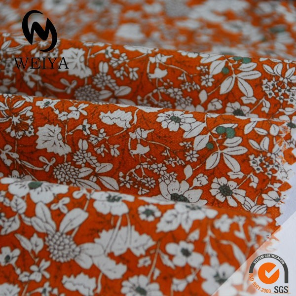 Cotton poplin fabric for making men's underwear