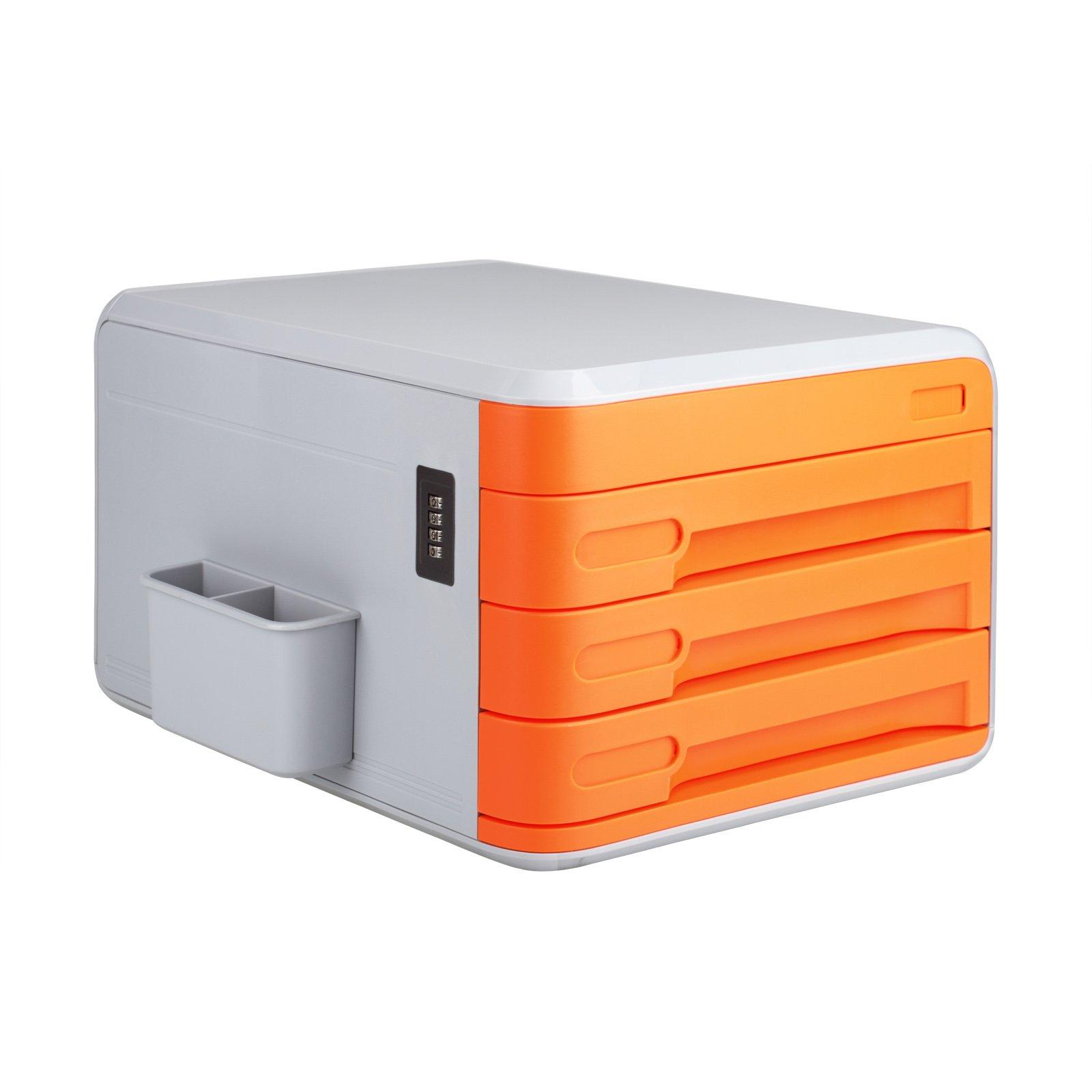 smoke furniture eofficeproducts lock file drawer brooks storage metal s security x locking filing ltd accessories stationers drawers casters advantus organizer
