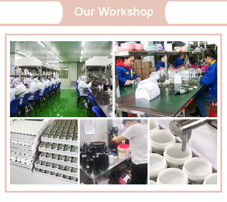 Yayoge Wholesale Factory High Quality  Clear Gel Nails Builder Gel Polish Soak Off uv  Builder Gel