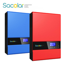 3KW 4KW 5KW Off Grid Hybrid Solar Power Inverter With MPPT Solar Charger