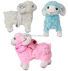 2015 Electric Guy line sheep goat music and dancing sheep goat Goat year gift