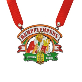Wholesale factory price personalised souvenir custom metal medals