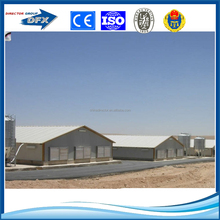 Poultry farm industrial chicken house for sale