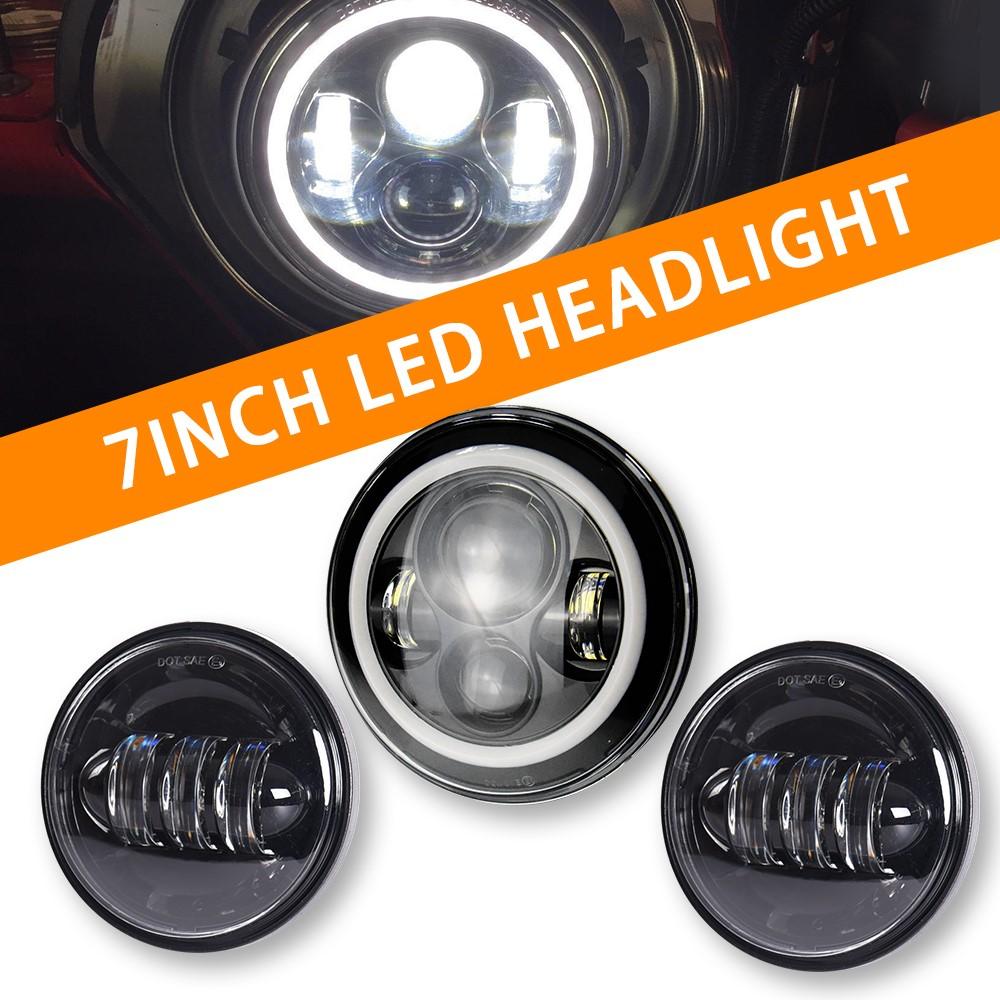 100W Halogen Driver side WITH install kit 2006 Pontiac VIBE Post mount spotlight -Chrome 6 inch