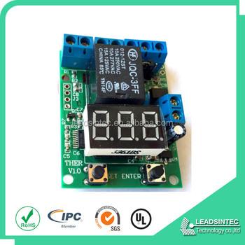 water pump control board solar circuit board solar water heater