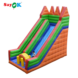 commercial inflatable playground slide outdoor giant adult inflatable slide for pool