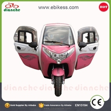 Hot Sale and Cheap Elderly Used Electric Tricycle