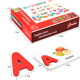 Literacy and Cognition Cultivating Cards for Jigsaw Puzzle Kids Educational Toys Child Gift