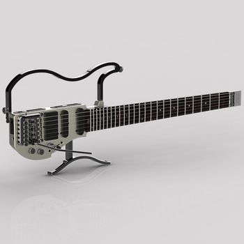 ad120 alp travel electric headless guitar buy travel guitar electric guitar headless guitar. Black Bedroom Furniture Sets. Home Design Ideas