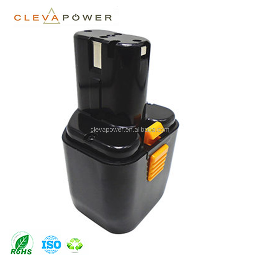 Cleva replacement power tools battery pack, 12V nicd/nimh for EB1214S, EB1212S, EB1220BL