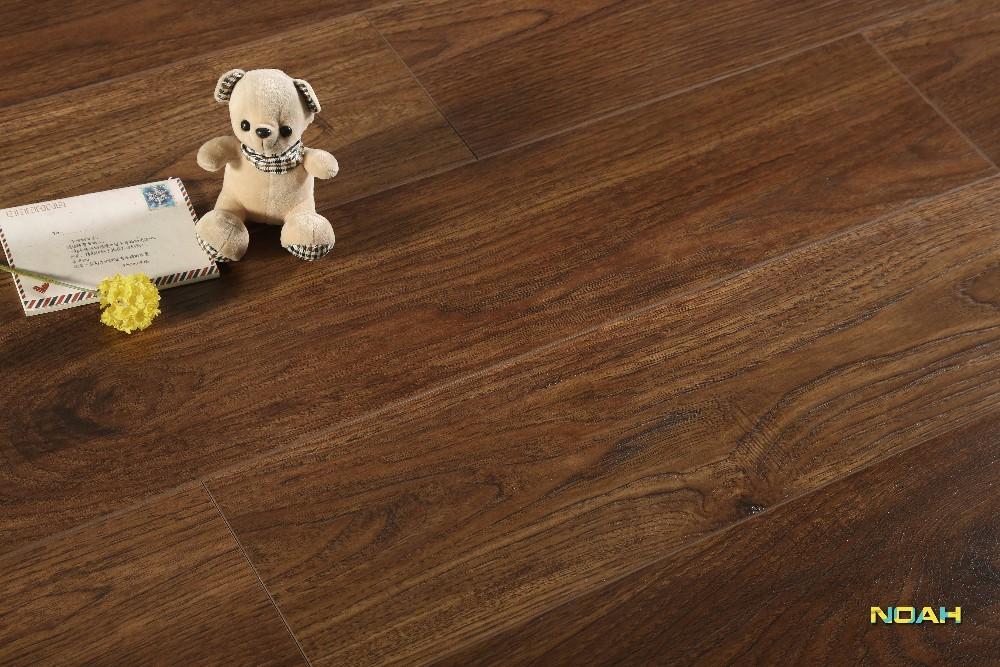Big Lots Germany Technique Real Wood Grain Laminate Flooring Indoor Domestic