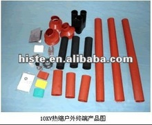 China Hebei Supply 10 kV heat shrinkage terminal accessories