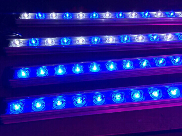 4ft -60w Aqua Pro Led Aquarium Lights For Salt Water Fish Tanks ...