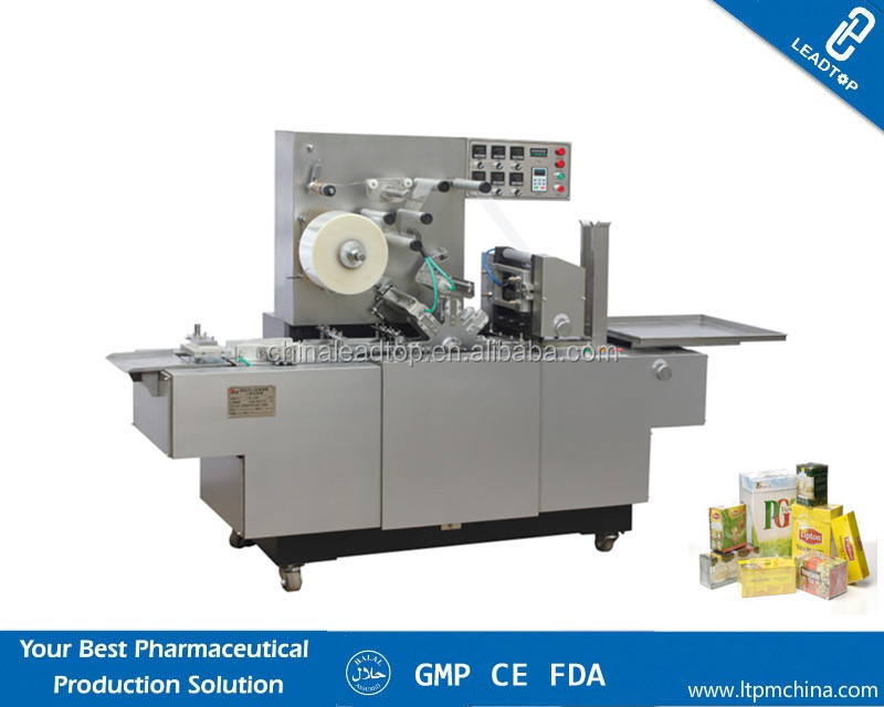 BTCP-297A A4 Copy Paper Ream Packing Machine/Cellophane Wrapping Machine