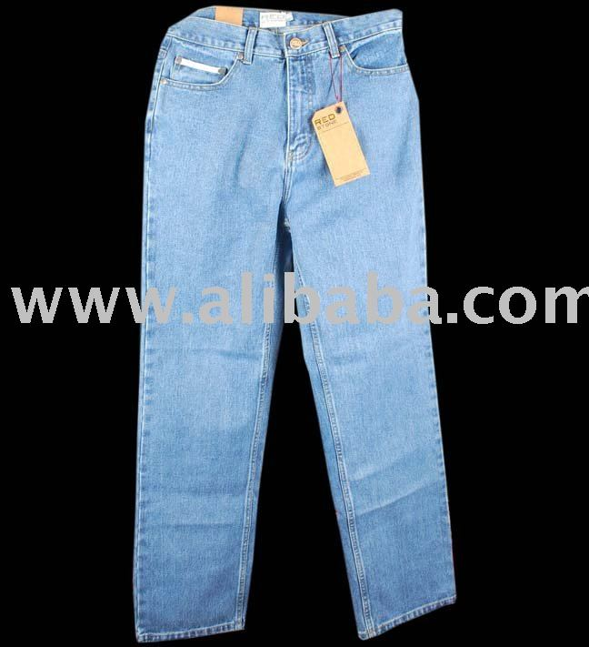Denim Jeans Redstone For Man Made For Usa - Buy Jeans Product on ...