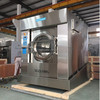 Clean commercial washer extractor