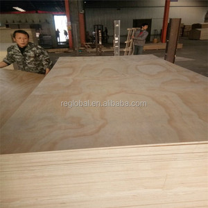 9mm pine veneer plywood / best price commercial plywood