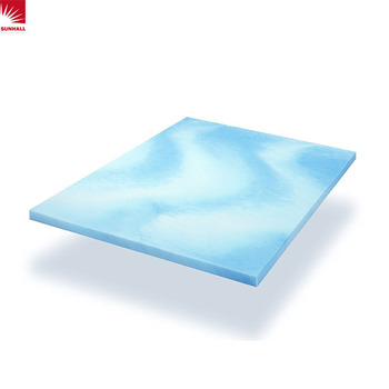 10cm Cool Gel Memory Foam Mattress Topper Buy Cool Gel Memory Foam