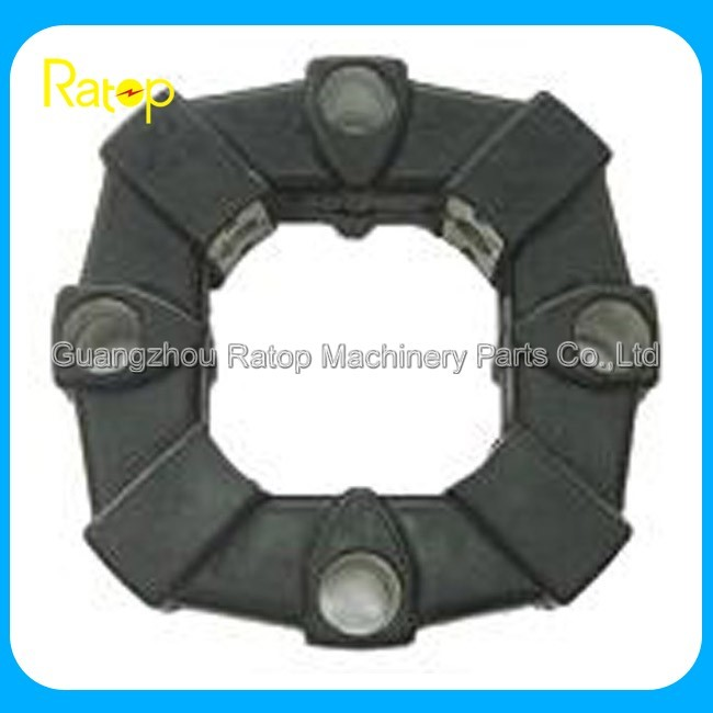 22A /22AS Rubber flexible coupling for Excavator